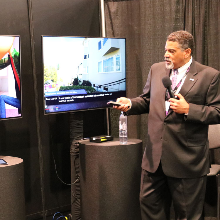 Next Gen TV Demonstration