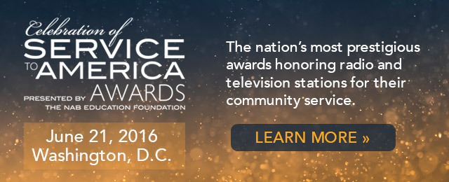 2016 Service to America Awards